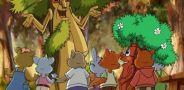 Лесные друзья