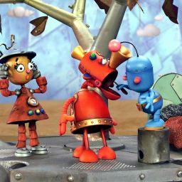 Маленькие роботы