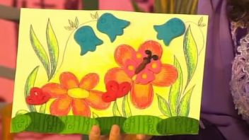 Давайте рисовать! Выпуск 181. Колокольчики — цветы