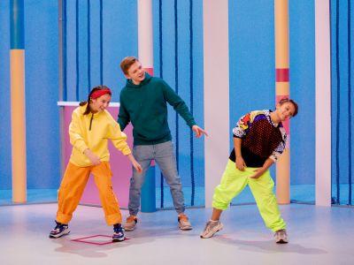 Танцевальное шоу «Танцоры»