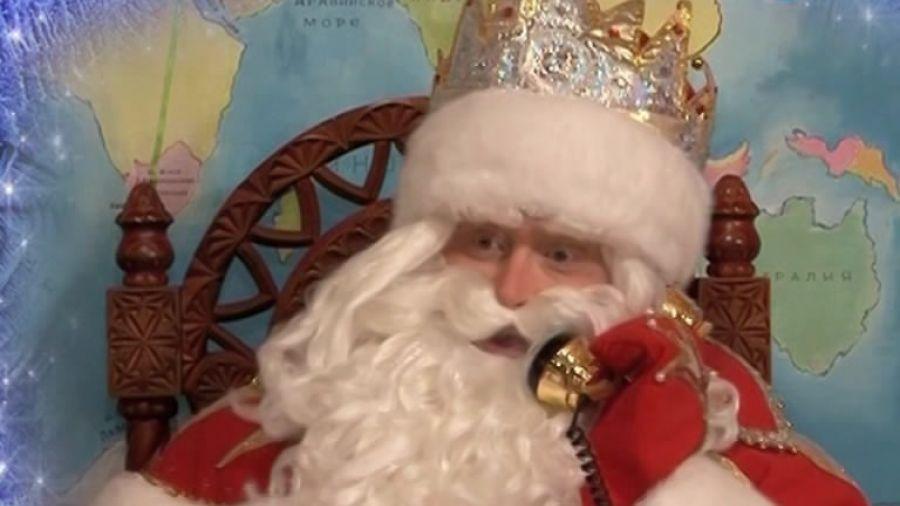 Спецвыпуск 3. Дед Мороз звонит Бериляке и приглашает к себе в гости!