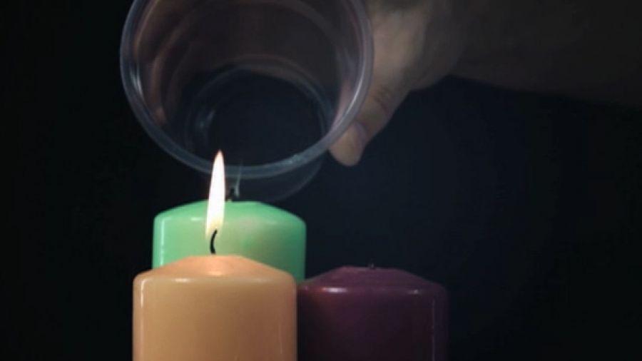 Тушим свечку пустотой
