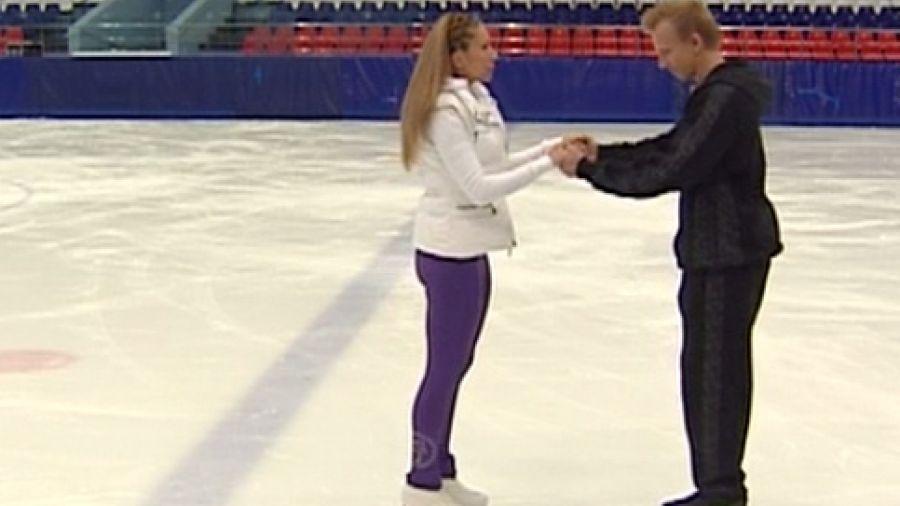 Олимпийцы. Выпуск 5. Фигурное катание