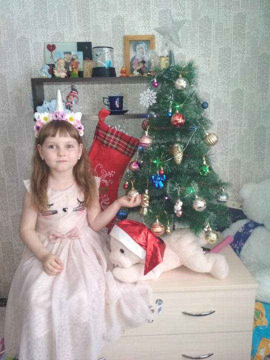 Полина Александровна Галкова
