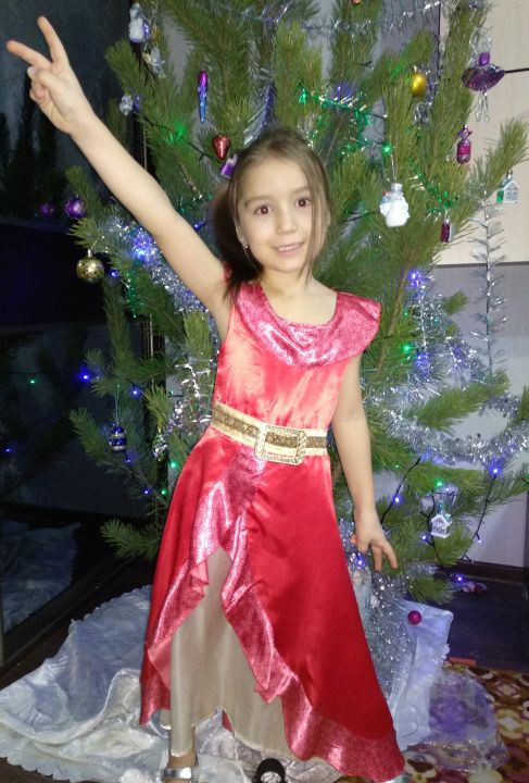 Арина Алексеевна Кавкаева