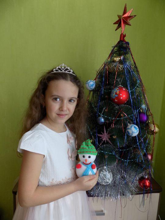 Анастасия Сергеевна Сергиенко