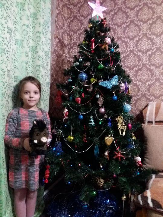 Полина Андреевна Субботина