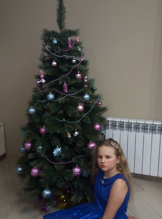 Дарья Николаевна Дитрих