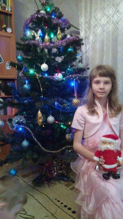 Анна Денисовна Тризна