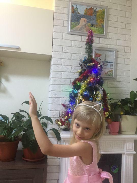 Анечка Владимировна Полянинова