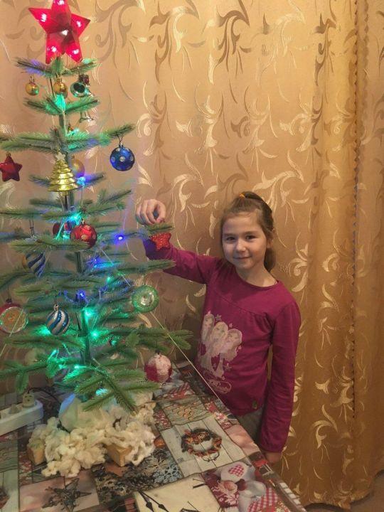 Анастасия Васильевна Каменчук