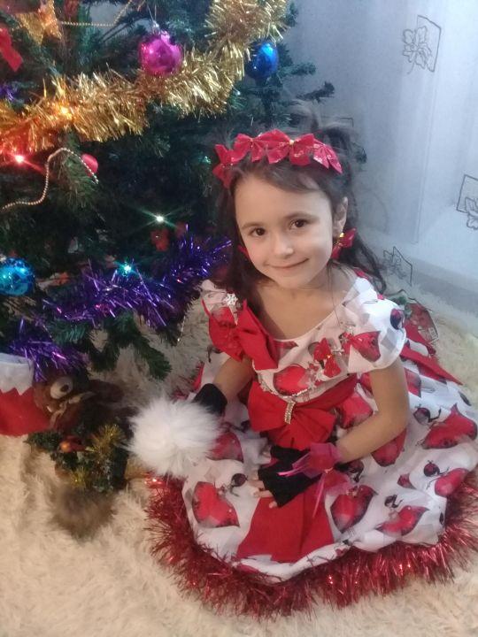 Селеверстова Николаевна Кристина
