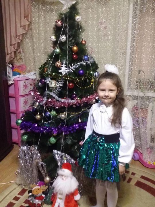 Анастасия Вячеславовна Молодова