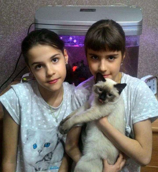 Паршукова Наталья Александровна и Паршукова Елена Александровна