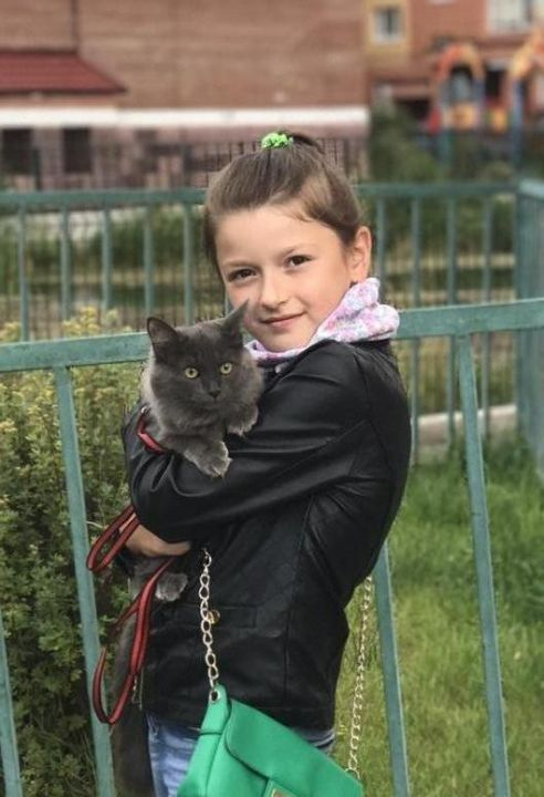 Бурова Ариадна Евгеньевна