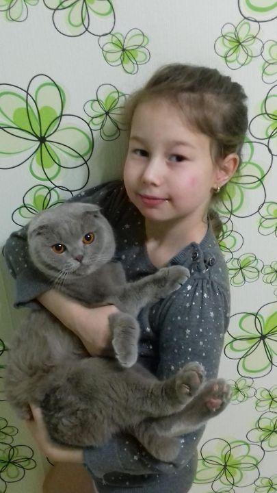 Серегина Карина Дмитриевна