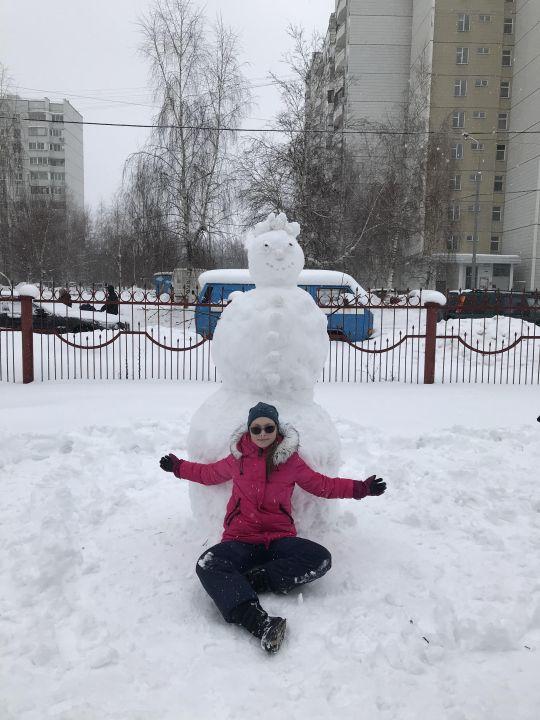 Осетрова Полина Денисовна