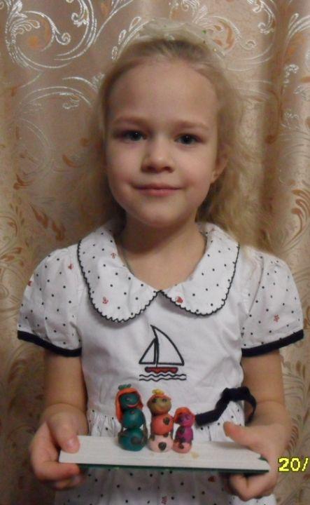 Тетерина Виктория Александровна