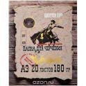 """Папка для черчения Kroyter """"Western"""", 20 листов, формат А3"""