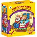 Дрофа-Медиа Пазл для малышей Курочка ряба 8 в 1