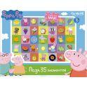 Оригами Пазл для малышей Peppa Pig Герои и предметы