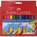Faber-Castell Фломастеры Jumbo 12 цветов