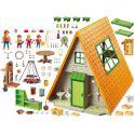Playmobil Игровой набор Летний лагерь Дом для кемпинга