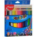Maped Набор цветных карандашей Colorpeps 48 цветов