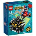 "Конструктор LEGO Super Heroes DC ""Mighty Micros Бэтмен против Харли Квин"" 76092"