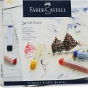 "Мягкие мелки Faber-Castell ""Studio Quality Soft Pastels"", 24 шт"