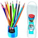 Maped Набор цветных карандашей Color Pep's 12 цветов