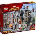 LEGO Super Heroes Конструктор Решающий бой в Санктум Санкторум 76108