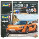 Revell Модель для сборки Набор Спортивный автомобиль McLaren 570S