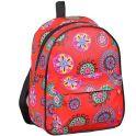 Рюкзак детский Орнамент цвет красный 2832968