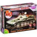 Воndibon Сборная 4D модель танка М1:72 ВВ2517