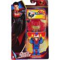 Mattel Устройство для запуска фигурки Man Of Steel цвет красный синий