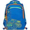 Grizzly Рюкзак школьный цвет синий RB-864-2/3