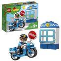 LEGO DUPLO 10900 Конструктор ЛЕГО ДУПЛО Полицейский мотоцикл