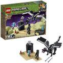 LEGO Minecraft 21151 Конструктор ЛЕГО Майнкрафт Последняя битва