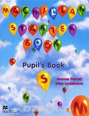 Macmillan Starter Book: Pupil's Book (+ CD-ROM)