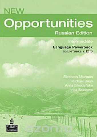 New Opportunities: Intermediate Language Powerbook