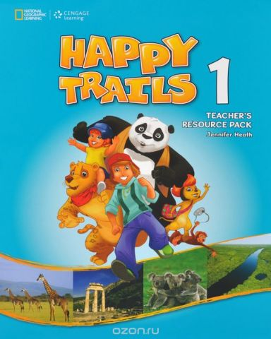 Happy Trails 1: Teacher's Resource Pack (+ CD-ROM)