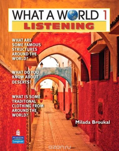 What a World 1: Listening: (+ CD)