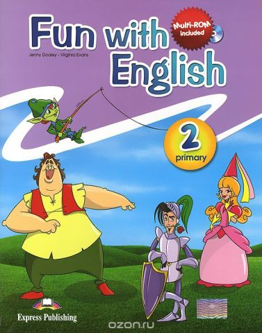 Fun with English 2: Pupil's Book