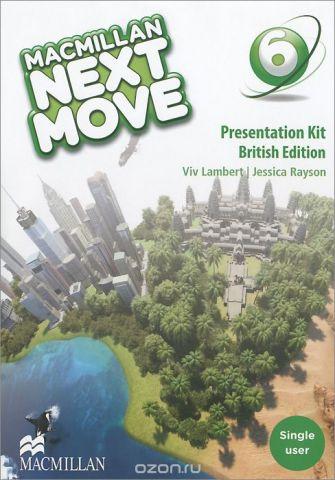 Macmillan Next Move: Presentation Kit: Level 6 (аудиокурс на DVD-ROM)