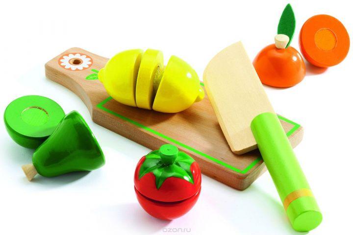 Djeco Игровой набор Фрукты и овощи