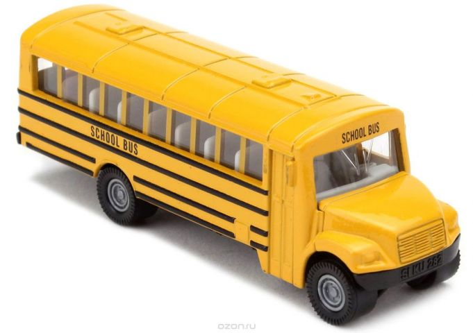 Siku Автобус US School Bus