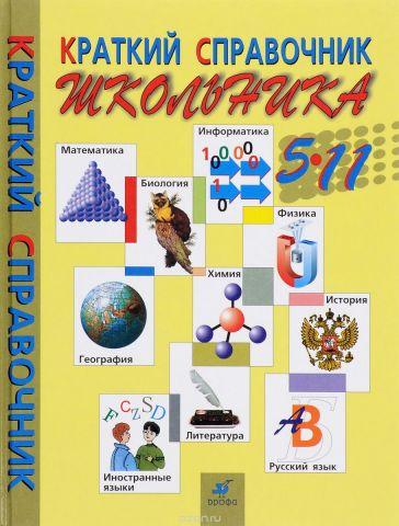 Краткий справочник школьника 5-11кл(СД)