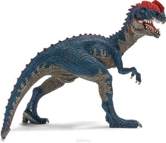 Schleich Фигурка Дилофозавр