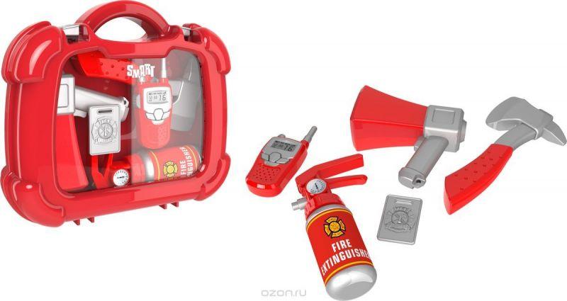 HTI Игровой набор Пожарный в кейсе